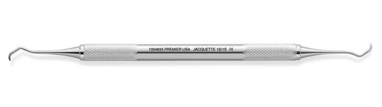 Jacquette 1S/1S Dentist Instruments