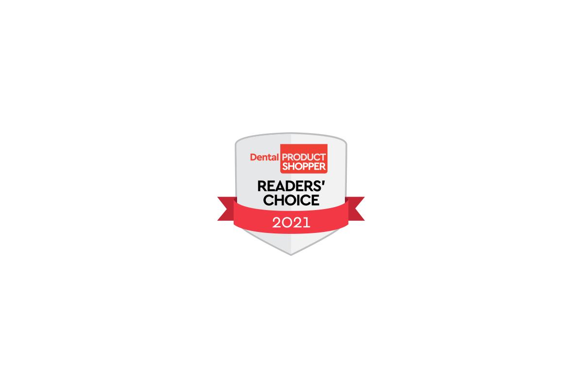 Premier Dental - Dental Product Shopper Award 2021