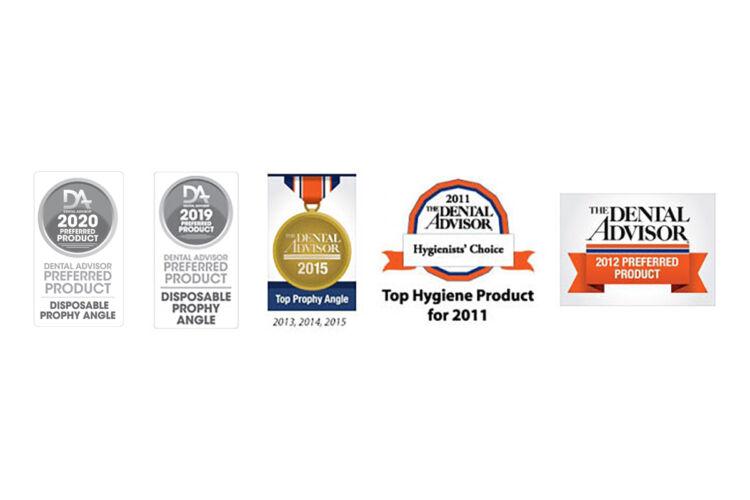 Premier Dental 2pro - Award logos