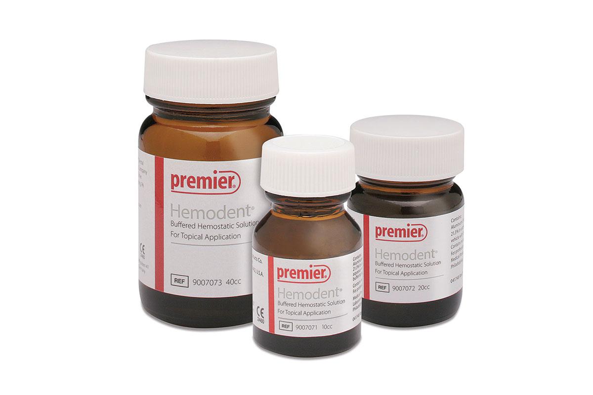 Premier Hemostatic Liquids