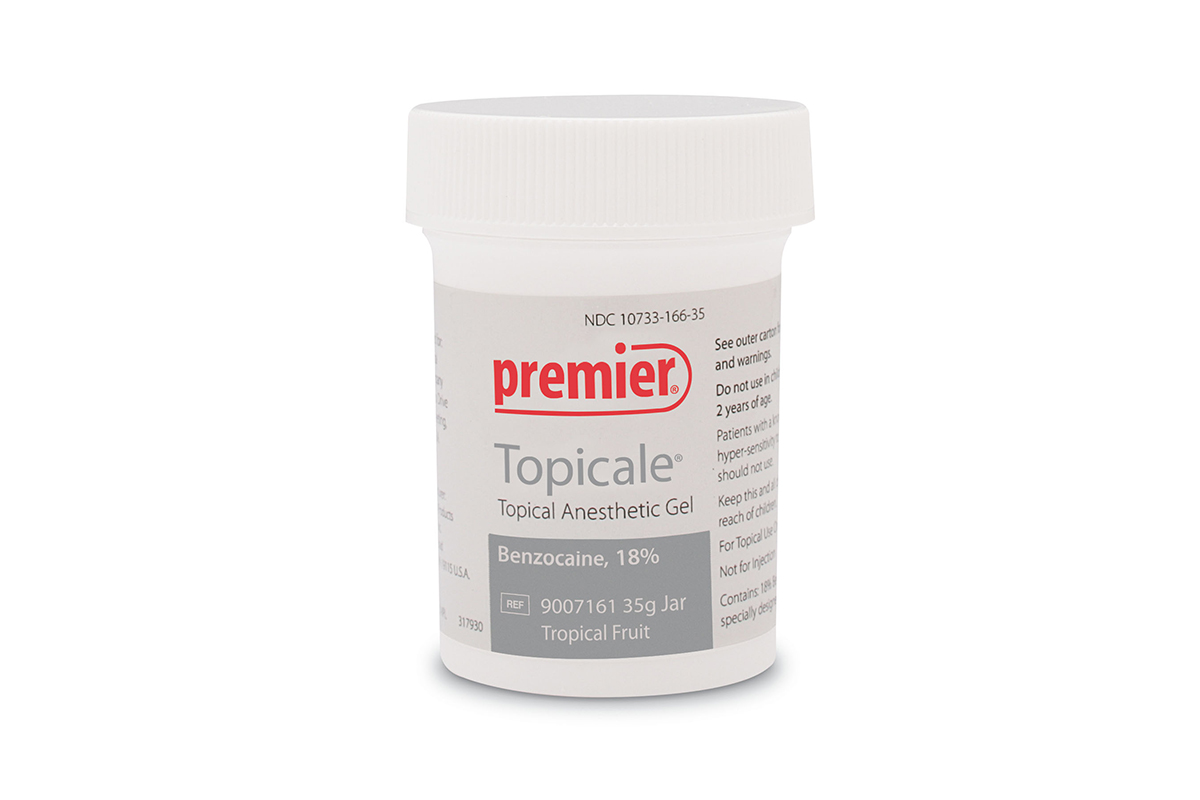 Premier Dental - Topicale Gel Jar