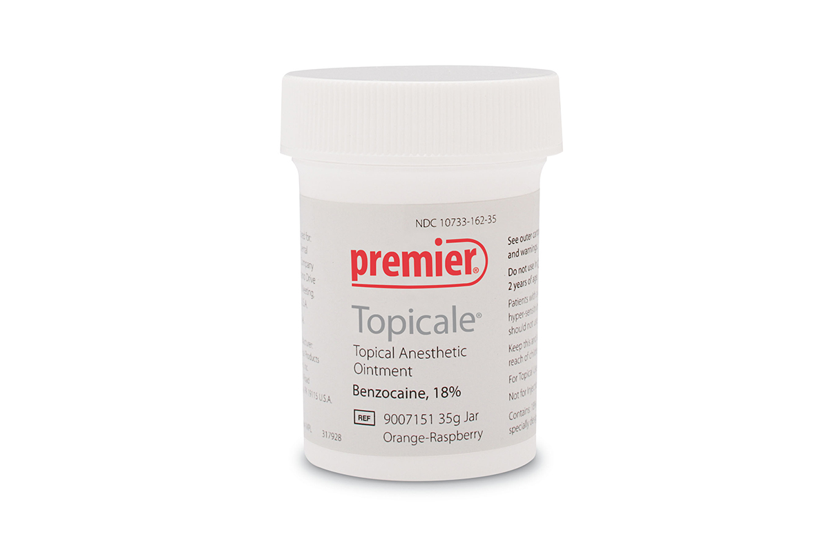 Premier Dental - Topicale Anesthetic Ointment