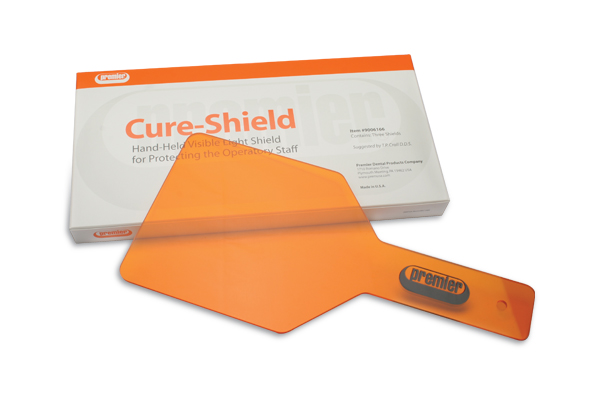 Premier Curing Light Shield