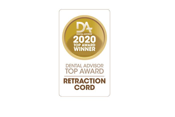 Premier Dental Knit-Pak - Dental Advisor Top Award Retraction Cord