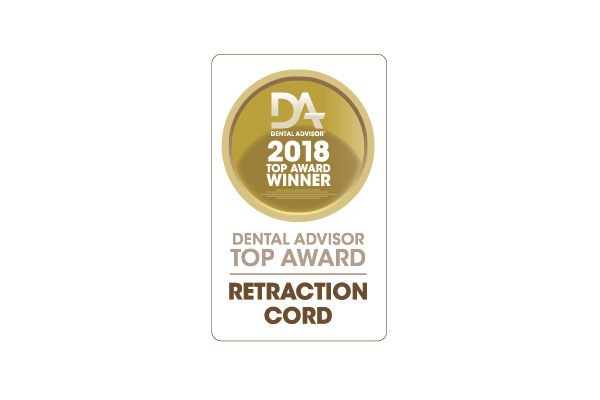 Knit-Pak Gingival Retraction Cord Award