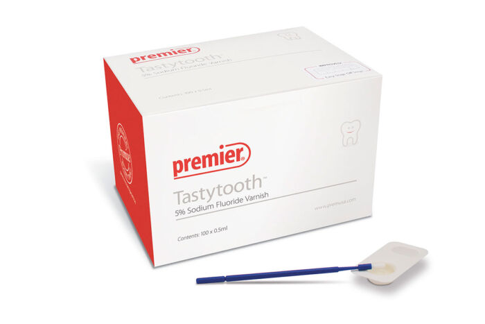 Tastytooth Sodium Fluoride Varnish
