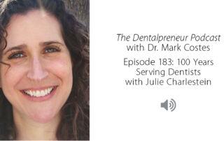 Julie Charlestein - The Dentalpreneur Podcast