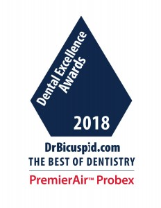 Premier Air - Dental Excellence Awards 2018 Dr. BiCuspid The Best of Dentistry