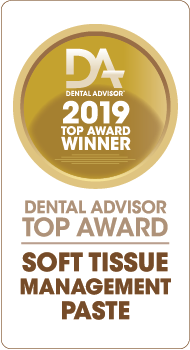 Traxodent - Dental Advisor 2019 Top Award Winner - Soft Tissue Management Paste