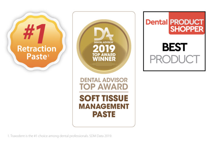 Premier Dental Traxodent awards