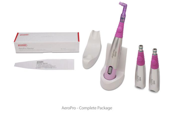 Premier Aeropro cordless prophy handpiece complete package