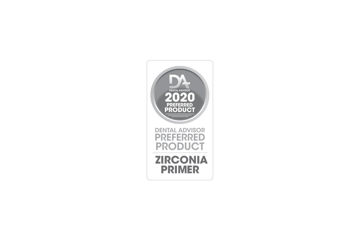 Premier Universal Primer - Dental Advisor 2020 Preferred Product Zirconia Primer