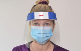Premier Disposable Face Shields