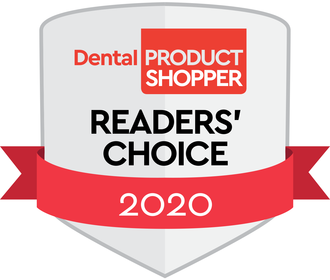 Dental Product Shopper Readers' Choice 2020