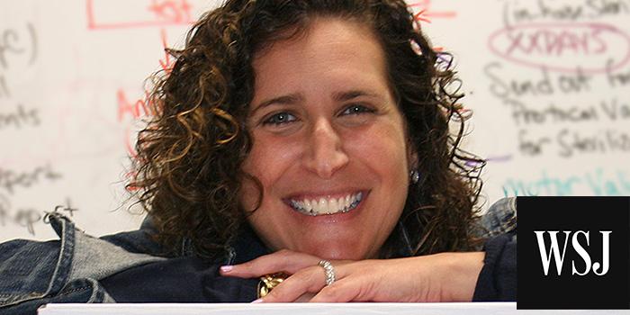 Julie Charlestein on the Wall Street Journal
