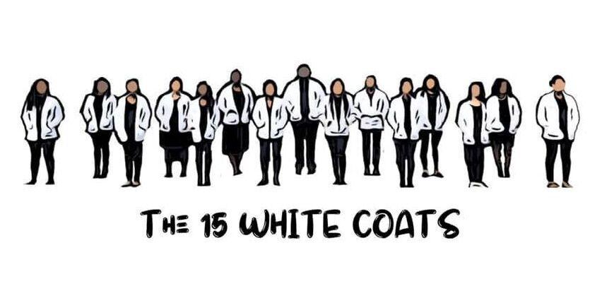 The 15 White Coats